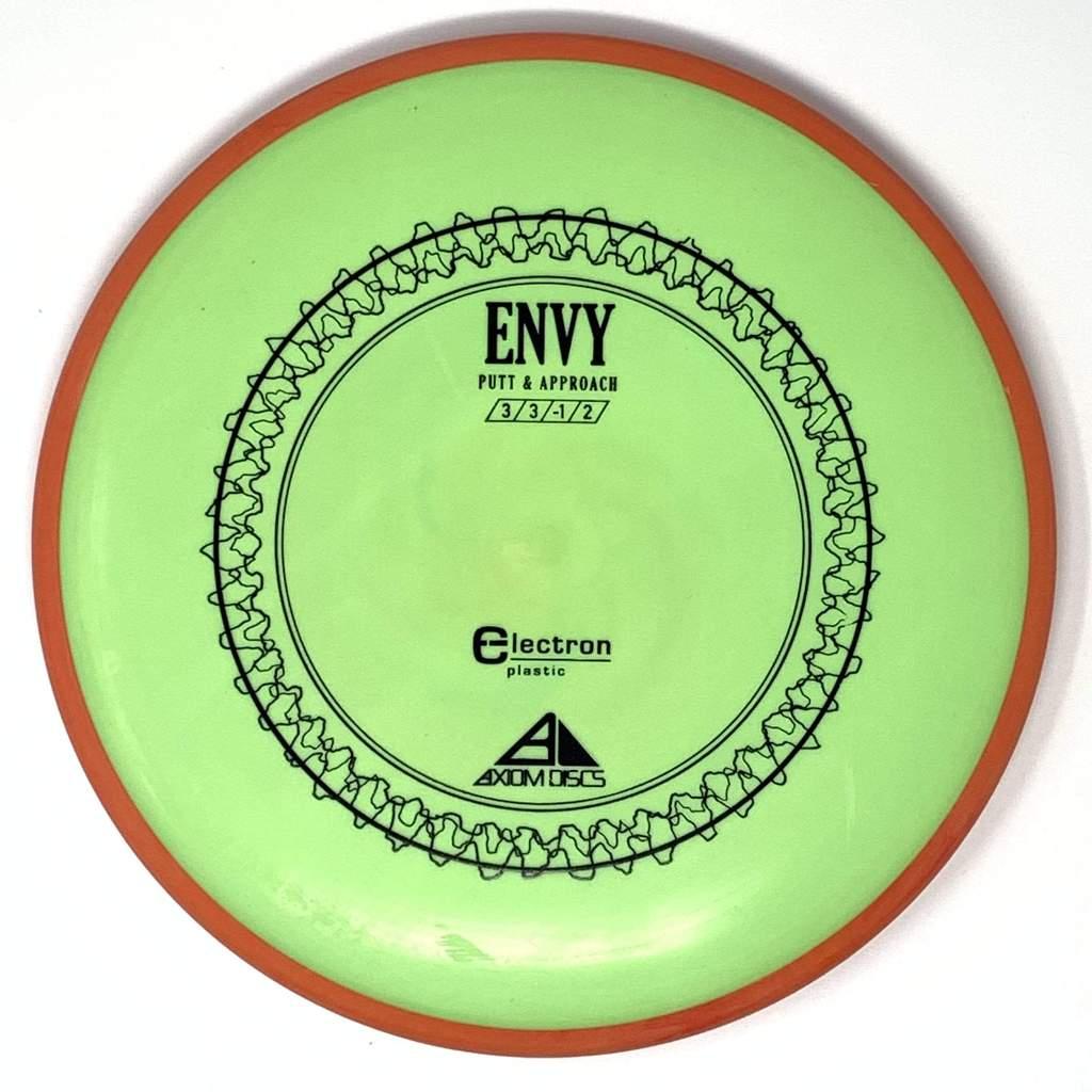 Axiom Discs Envy electron plastic putter