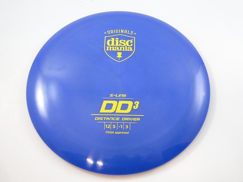 Discmania S-Line DD3