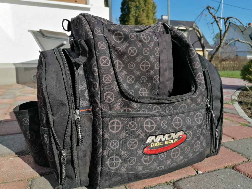 Innova Super heropack bag review photo 3