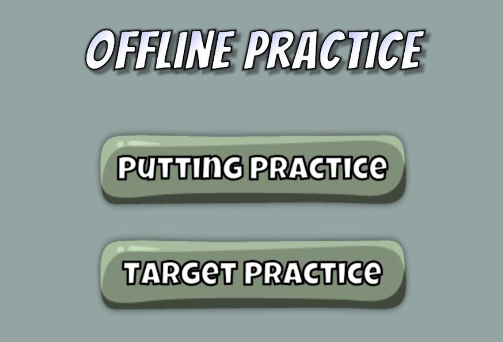 Disc Golf Valley Offline Practice