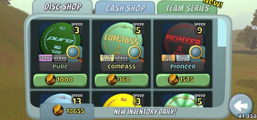 Disc Golf Valley Pro Shop