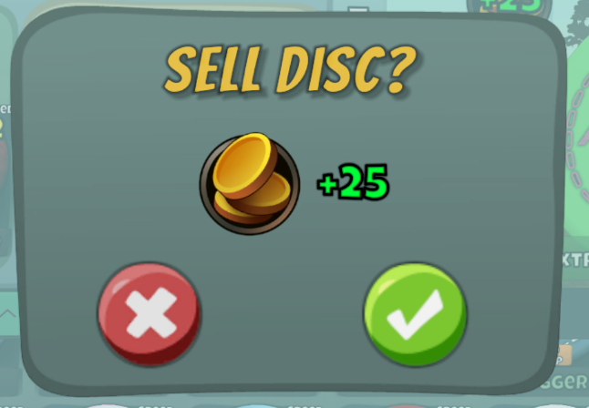 Disc Golf Valley Selling Discs