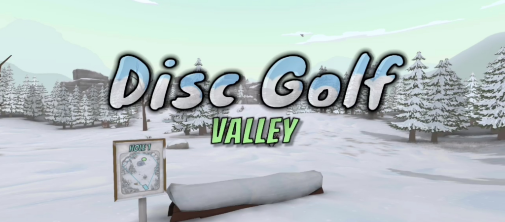 This is Disc Golf Valley