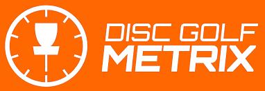 Disc Golf Metrix logo