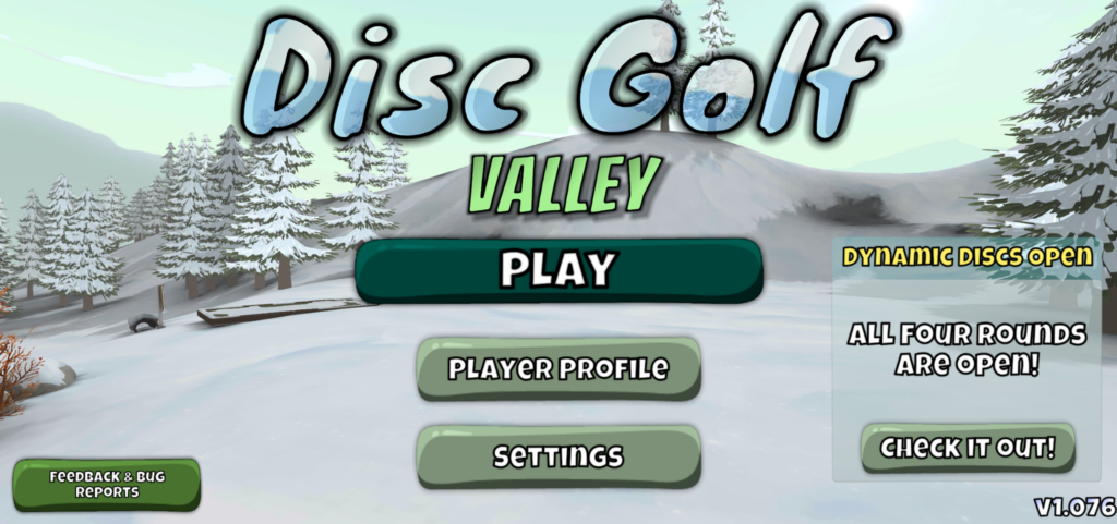 Disc Golf Valley main image