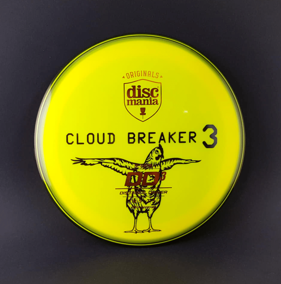Discmania Cloud Breaker 3
