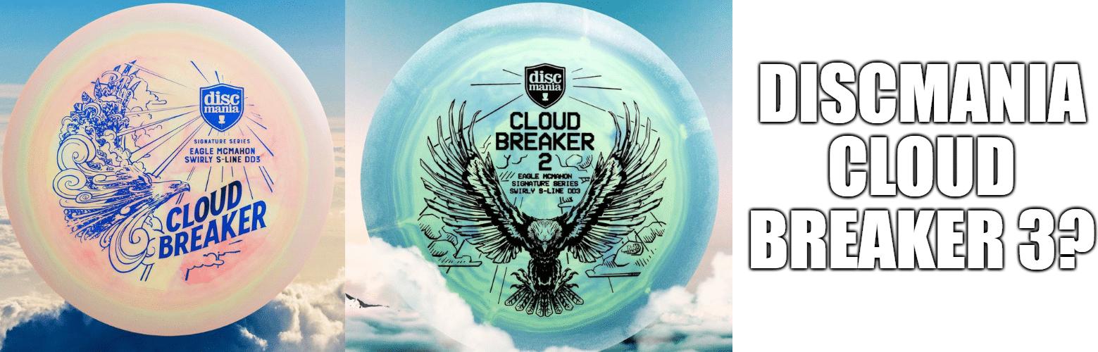 Discmania DD3 Cloud Breaker 3