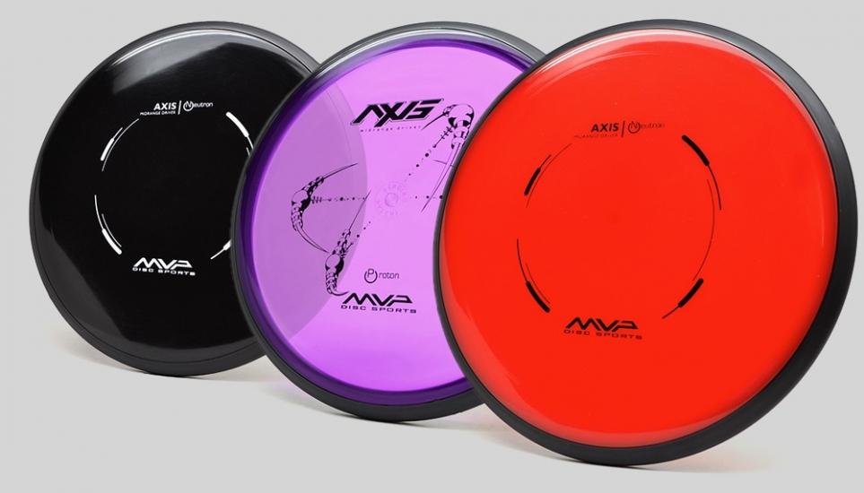 MVP AXIS midrange disc golf disc