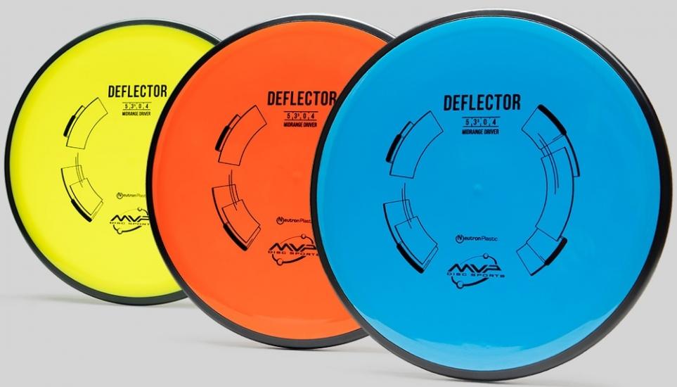 MVP Deflector midrange disc golf disc