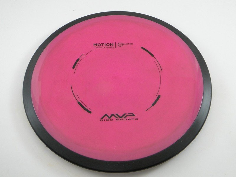 MVP Motion disc golf disc - James Conrad in the bag 2021