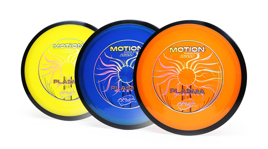 MVP Motion distance driver