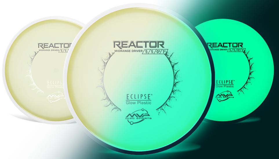 MVP Reactor midrange disc