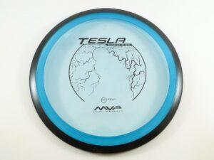 MVP Tesla Proton plastic disc golf disc