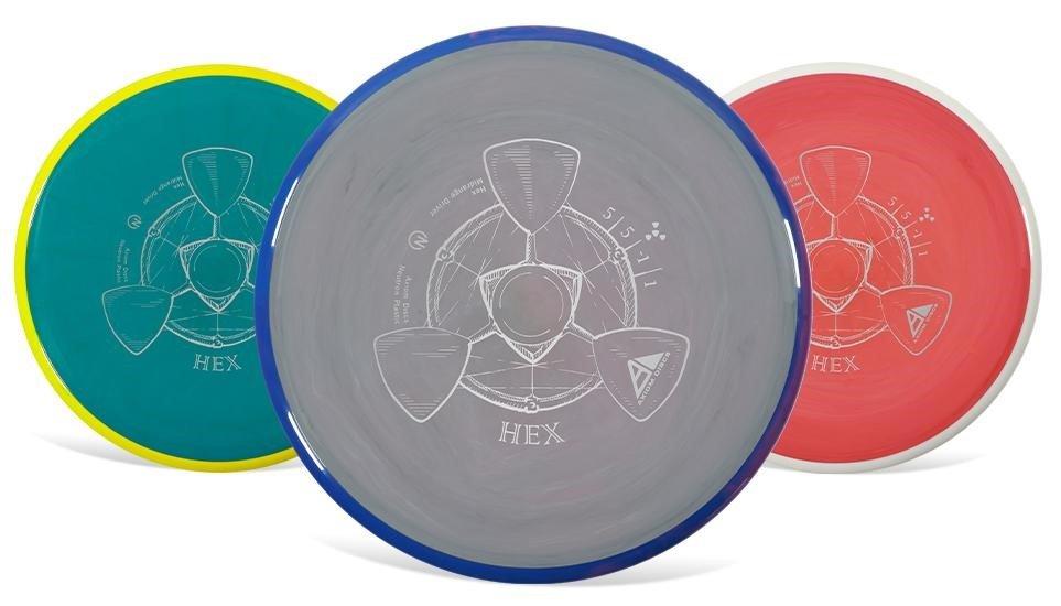 Axiom Discs Hex midrange