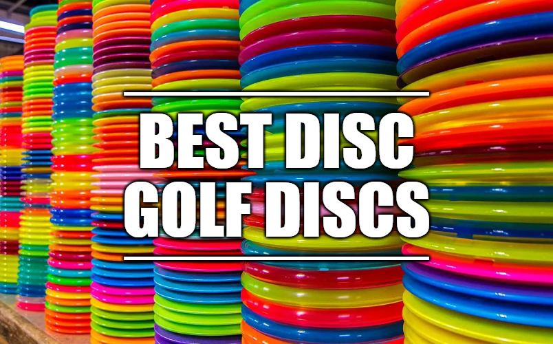 Recommended Disc Golf Discs