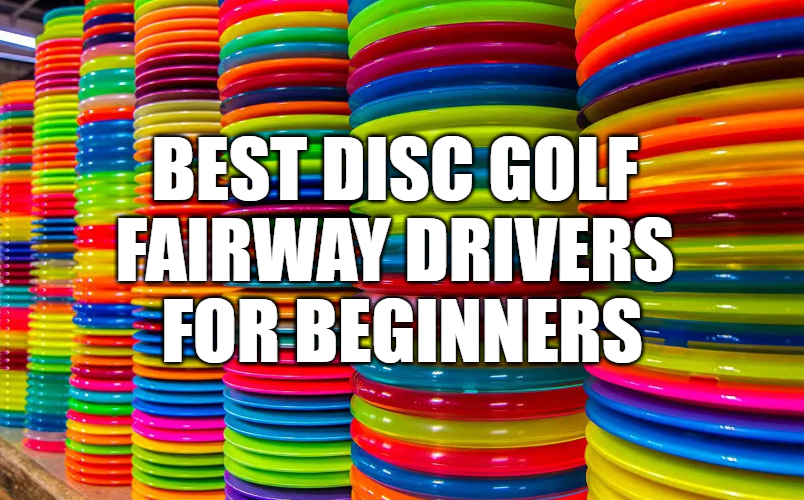 Best Disc Golf Fairway and Control drivers for beginners