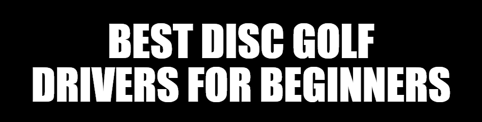Best disc golf drivers for beginners