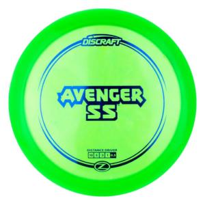 The best beginner-friendly distance driver - Discraft Avenger SS