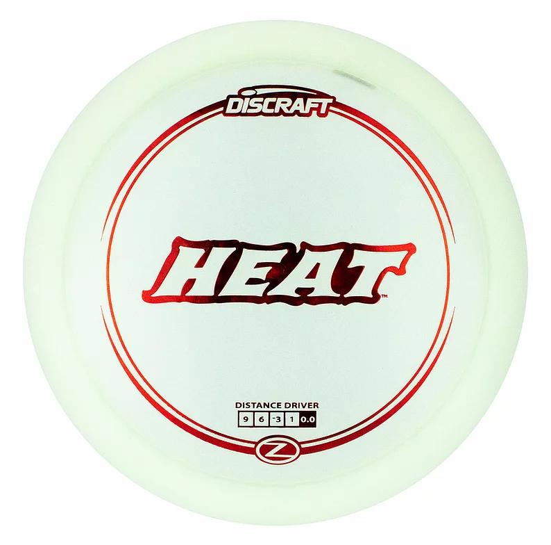 Discraft Heat Z plastic fairway driver