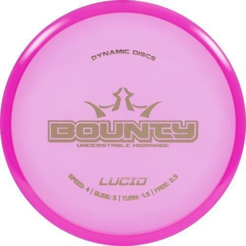 Dynamic Discs Bounty midrange