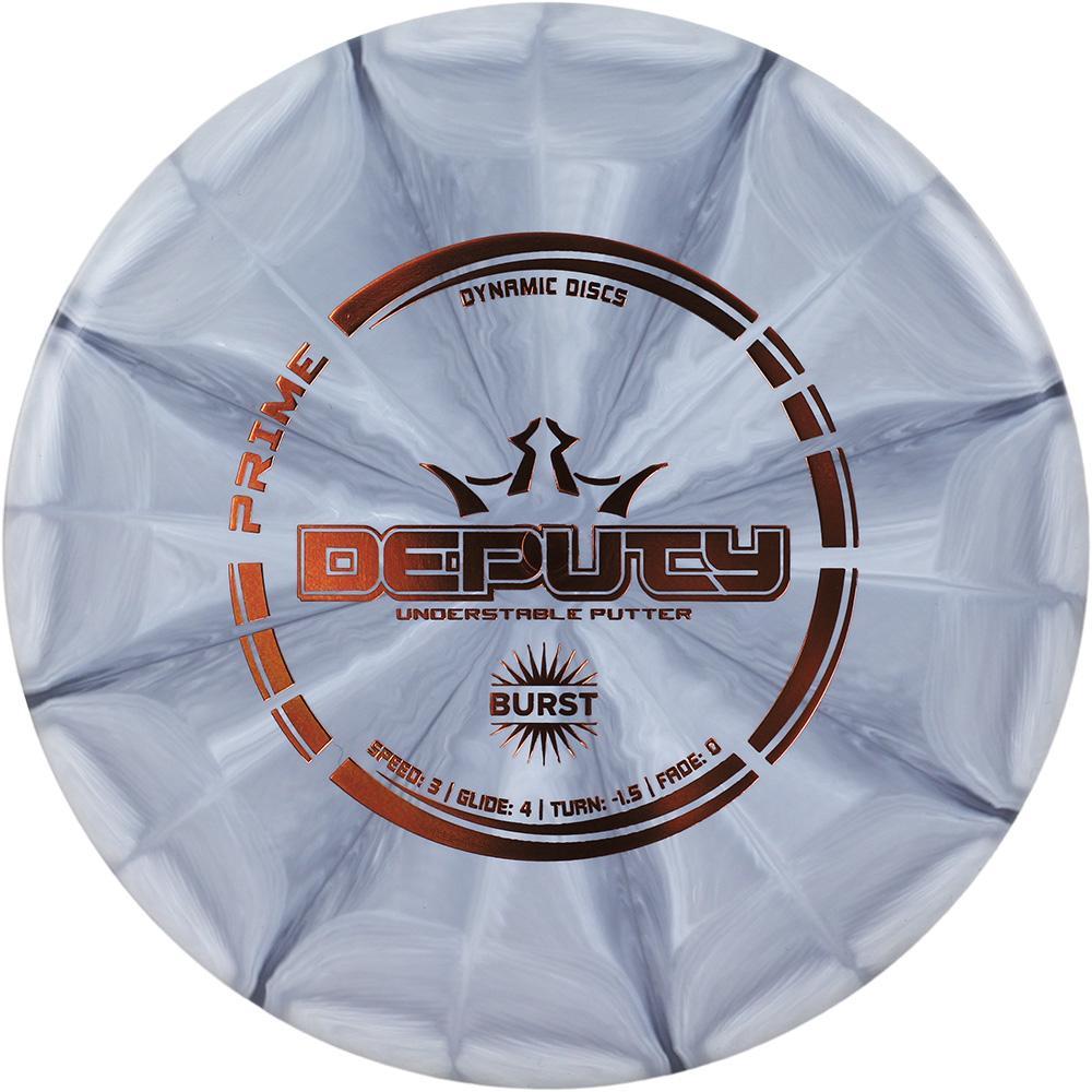 Dynamic Discs Deputy putter