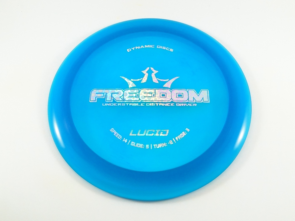 Dynamic Discs Freedom distance driver