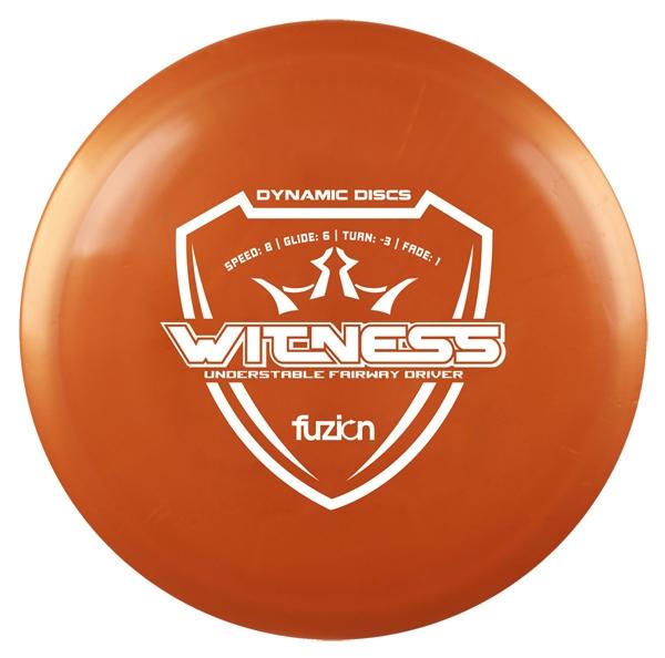 Dynamic Discs Witness fairway driver