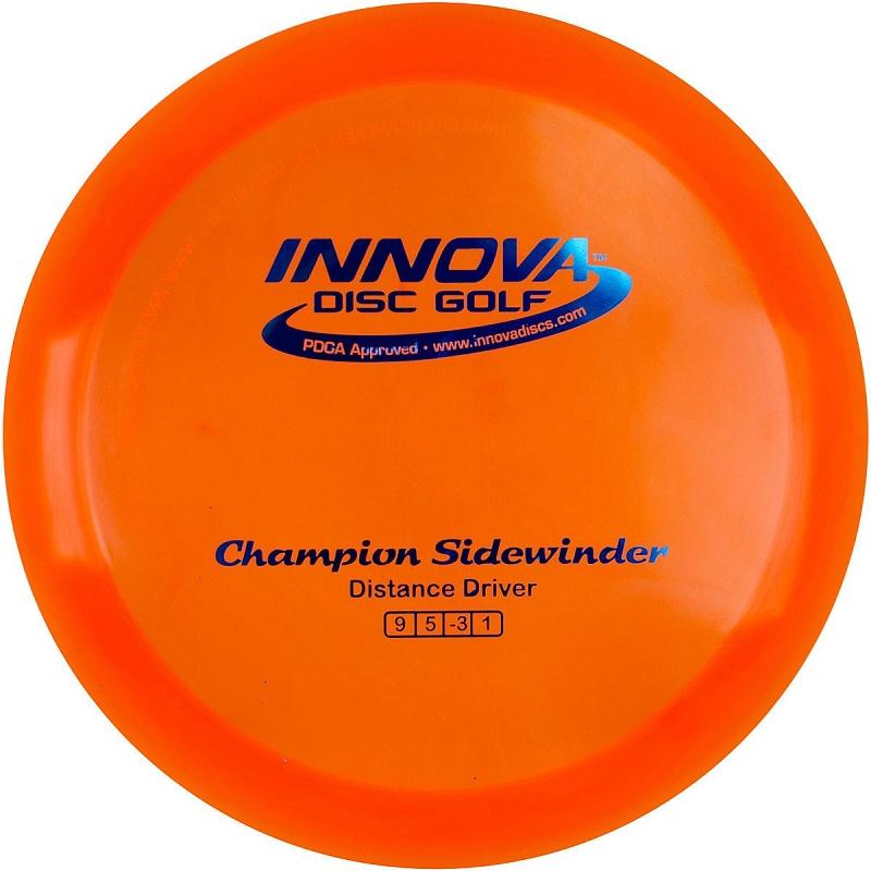 Innova Sidewinder fairway driver