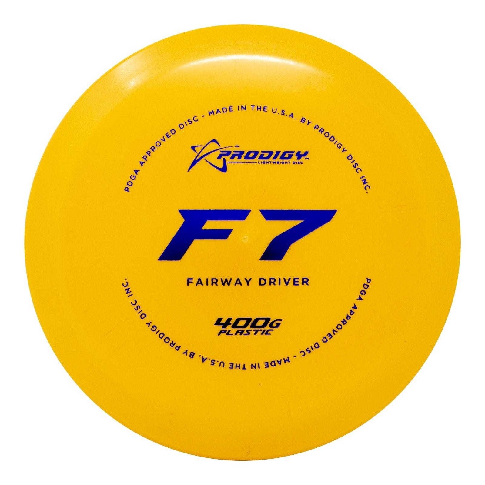 Prodigy F7 fairway driver