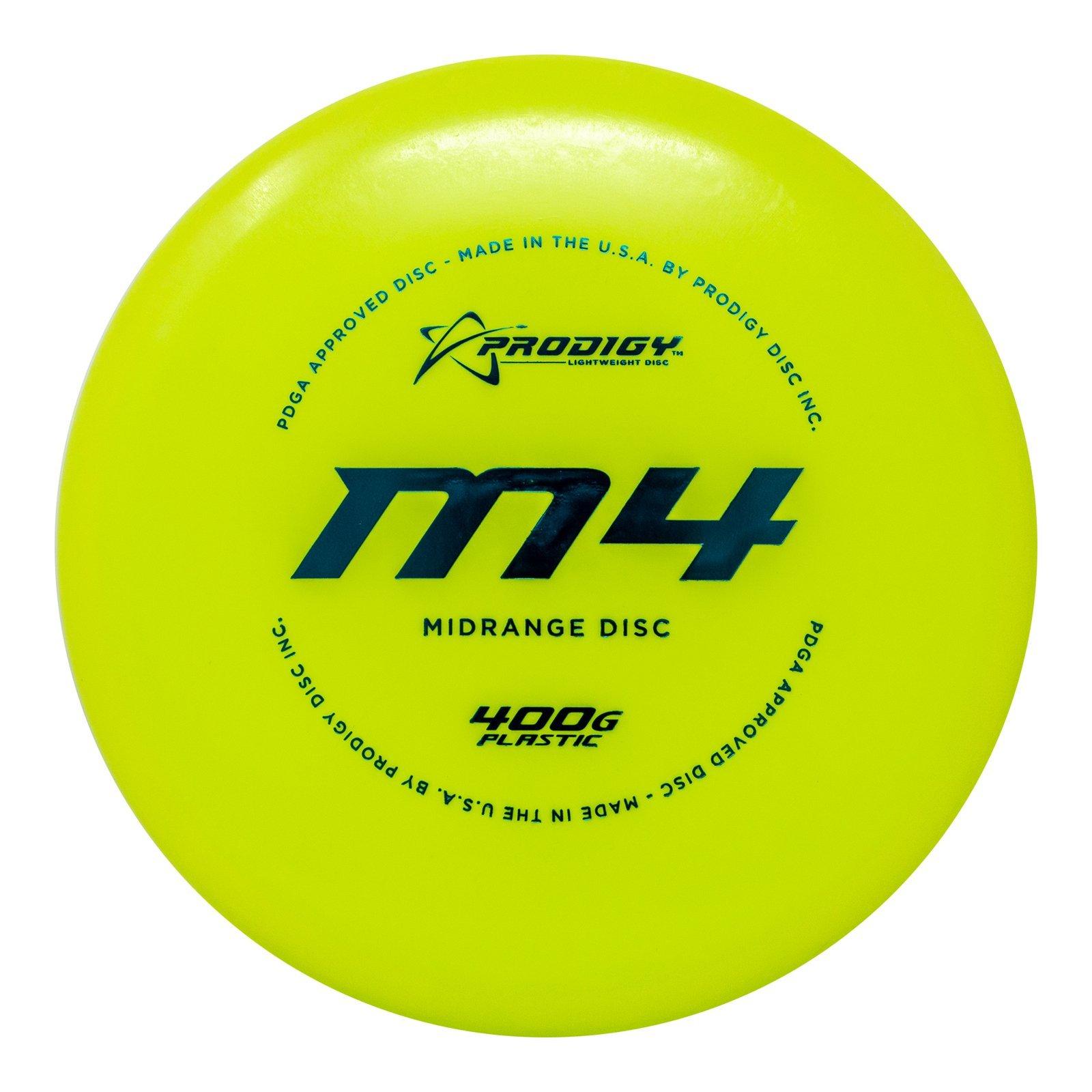 Prodigy m4 midrange disc