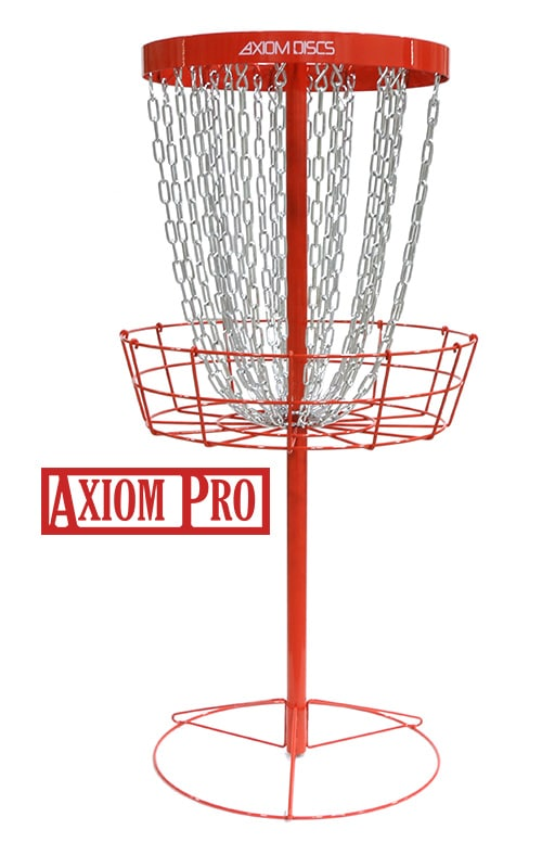 Axiom Pro Basket-red