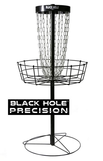 MVP Black Hole Pro HD Basket