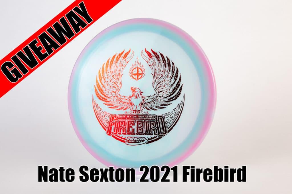 Nate Sexton 2021 Firebird Giveaway